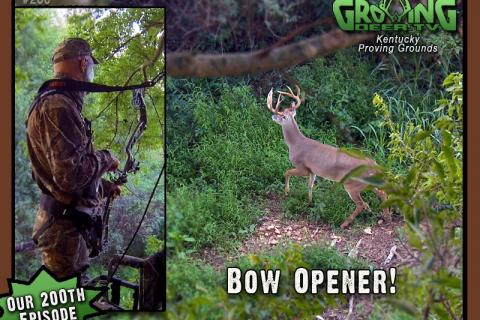 News & Tips: Bow Hunting Deer - Early Season Bow Kills...