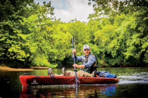 News & Tips: Watch Out for Dangerous Creatures When Kayak Fishing...