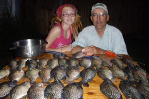 News & Tips: Springtime is the Best Time for Crappie...