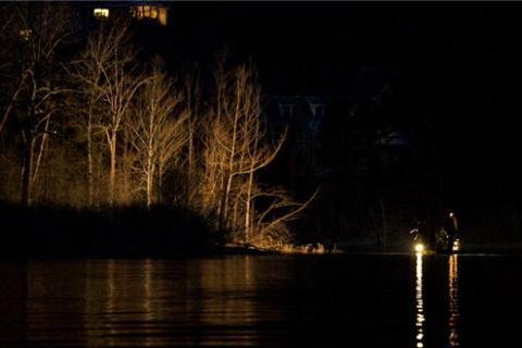 News & Tips: Night Banking - Fishing Tip