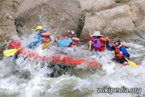 News & Tips: Whitewater Rafting for the Whole Family...