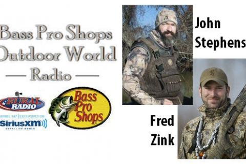 News & Tips: Bass Pro Shops Outdoor World Radio Features a Flock of Waterfowl Experts...