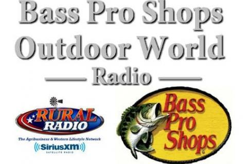 News & Tips: Bass Pro's New Anchorage Store & Mark Zona Featured on Bass Pro Shops Outdoor World Radio July 12...