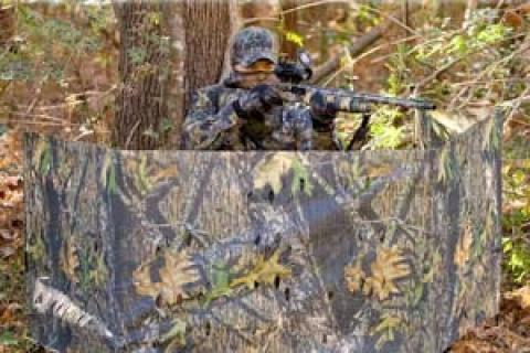 News & Tips: Turkey Hunting Blinds and Tactics