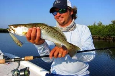 News & Tips: Topwater Tactics for Spotted Seatrout