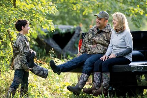News & Tips: Hunting & Fishing Tips: The Basic Life Lessons to Teach Your Kids...