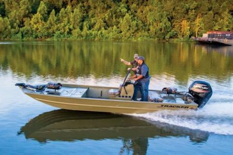 News & Tips: How to Gain Experience Navigating Shallow-Draft Fishing Boats...