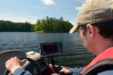 News & Tips: How Side Imaging Can Shorten the Fishing Learning Curve...