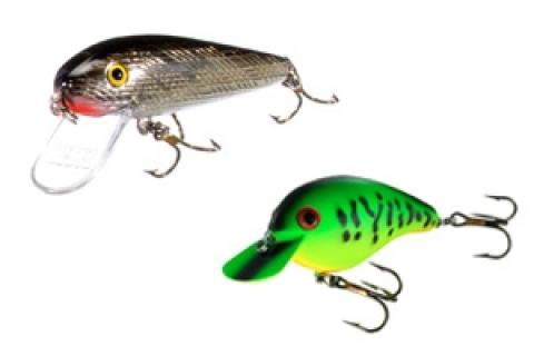 News & Tips: Classic Lures: Rebel Minnow and Cotton Cordell Big O...