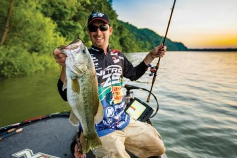 News & Tips: Sight Fishing Blindfolded: Catch Bedding Bass in Low-Visibility Conditions...
