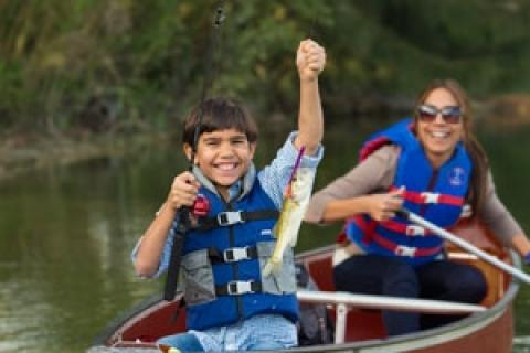News & Tips: 7 Fun Ways to Get Your Kids Outdoors This Summer...