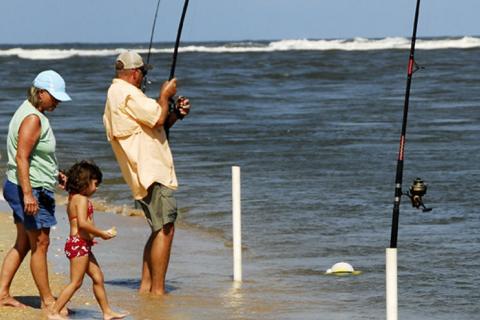 Saltwater Surf Fishing Basics Bass Pro Shops