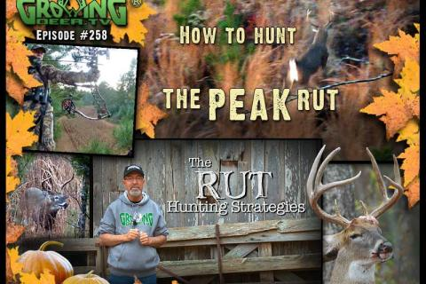 News & Tips: Hunting The Rut: Prime Time for Deer Hunting! (video)...