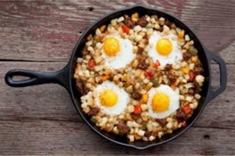 News & Tips: 4 Easy Steps to Get Your Cast-Iron Skillet Ready for Camp Cooking...