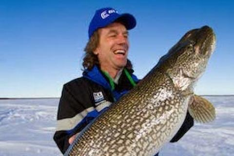 News & Tips: From Top to Bottom Fishing for Winter Pike...