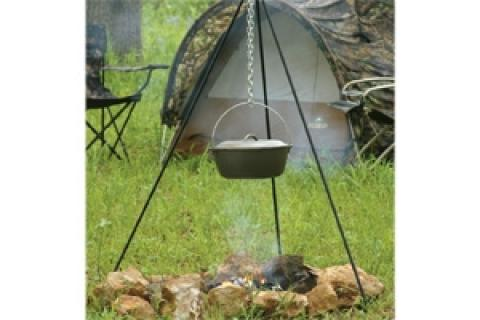 News & Tips: Easy Camp Cookery