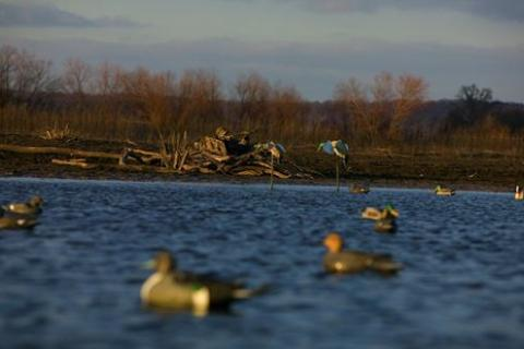 News & Tips: 3 Ways to Find Your Waterfowl Honey Hole...