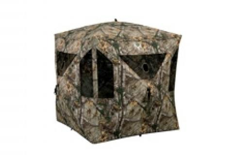 News & Tips: Product Review: Ameristep Bone Collector Ground Blind...