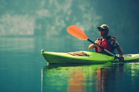 News & Tips: Begin Kayaking With These 7 Must-Have Kayak Gear Essentials...
