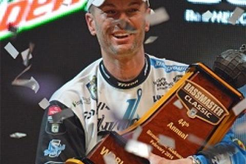 Howell is 2014 Bassmaster Classic Champion by Howell is 2014 Bassmaster Classic Champion...
