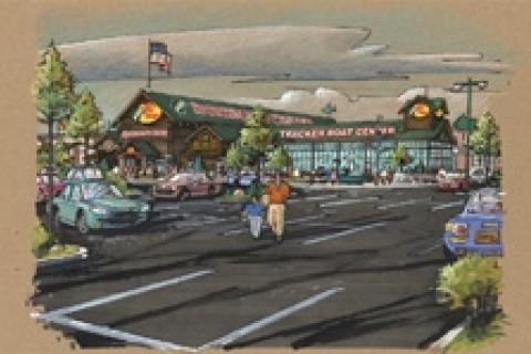News & Tips: Bass Pro to Open New Sportsman's Center in Cary, NC...