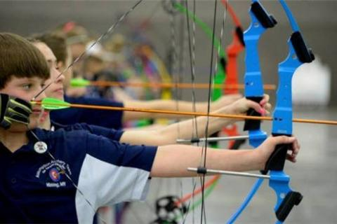 NASP tournament (Courtesy NASP)
