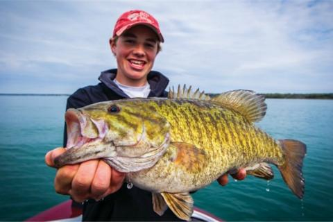 News & Tips: The 5 Fishing Lures Smallmouth Can't Resist (video)...