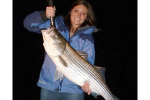 News & Tips: Planer Board for Bass Stripers