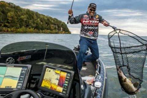 News & Tips: Being Tech-Savy is Important for Competitive Walleye Fishing...