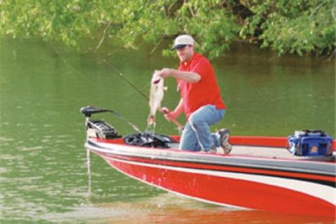 News & Tips: 4 Hot Weather Fishing Tips
