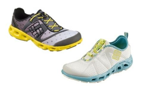 News & Tips: Product Review: Columbia Powerdrain Shoes...