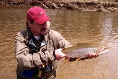 News & Tips: This Two-fly Setup Proved its Worth for Rainbow Trout...