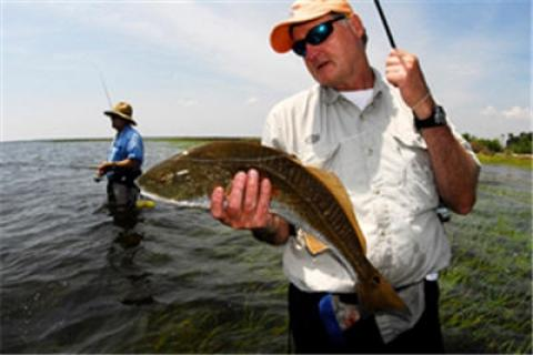 News & Tips: Wade Fishing Saltwater