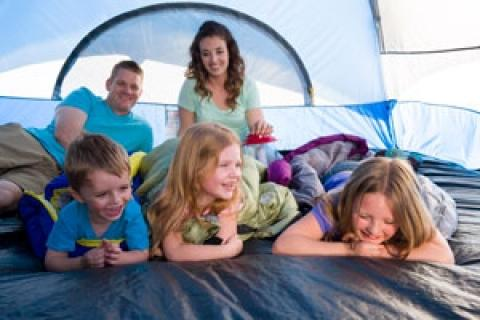 News & Tips: Not Ready to Commit? Test Drive Camping With a Rent-A-Camp...