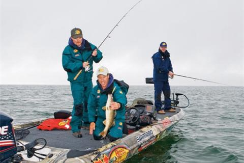 News & Tips: 4 Ways a Frigid Winter Could Affect Midwest Fishing This Spring & Summer...