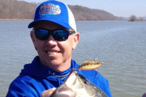 News & Tips: April Fishing Forecast on Kentucky Lake...