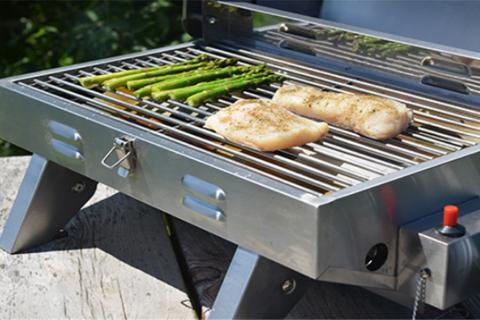 Cabela's Stainless Steel Tabletop Grill