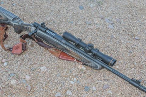 Jeff Cooper's concept, the Scout Rifle