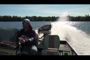1Source Video: Crankbaiting Muskies in Shallow Weeds