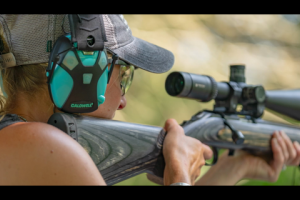1Source Video: Caldwell E-MAX : Your Defense From Shooter's Ear Hearing Loss