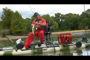 1Source Video: Shallow Water Kayak Fishing!!!