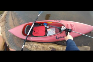 1Source Video: Smallmouth Bass Fishing From the Kayak