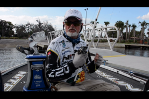 1Source Video: The Gear Rick Clunn won the St. John's River Bassmaster Elite With
