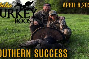 Successful Southern Turkey Hunt