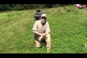 1Source Video: Using an ATV to Manage Semi-Permanent Durana Clover Food Plots 1 of 5