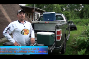 1Source Video: Keep Critters Out of Your Campsite Coolers