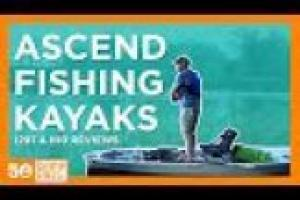 1Source Video: Review: 2 Ascend Fishing Kayaks