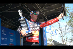 1Source Video: KVD Claims #25 Bassmaster Win