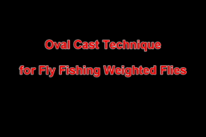 1Source Video: Easily Toss Weighted Flies With the Oval Cast