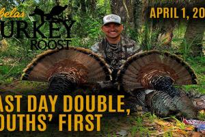 Last Day Turkey Double, Youths' First Turkey